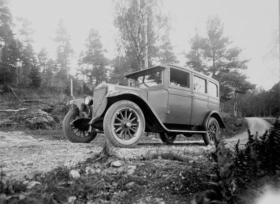 Volvo PV4