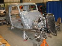 thumbnail image of 1934 Ford 3-Window Coupe EcoBoost Hot Rod