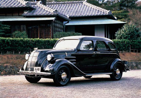 Toyota Model AA Sedan