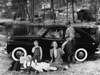1946 Volvo PV444
