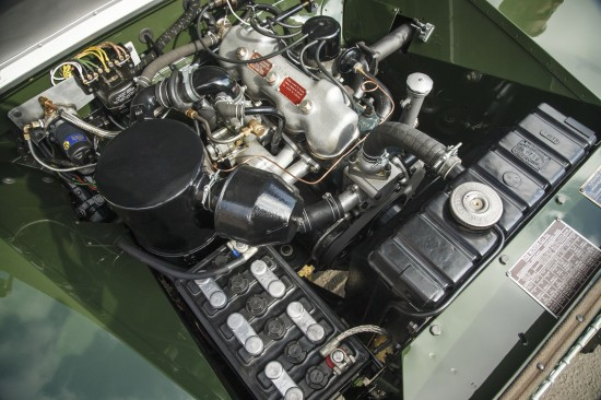 Land Rover Classic Series I