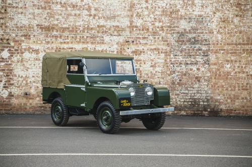 Rand-Rover classic series-i