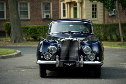 Bentley Embiricos 4¼-литр на завод КРУ