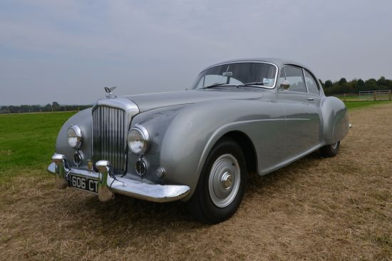 Bentley R Type Continental Fastback