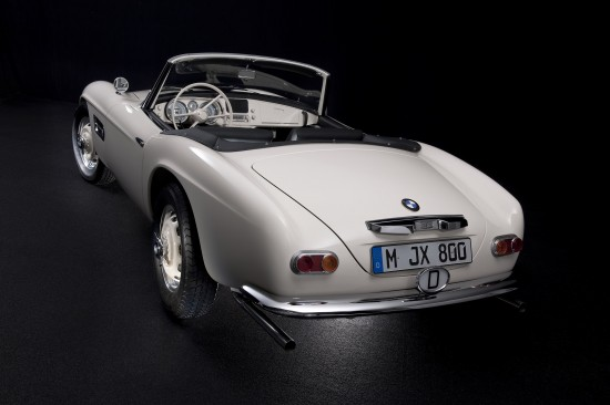 Elvis' BMW 507