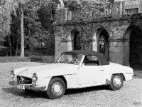 thumbnail image of 1955 Mercedes-Benz 190 SL Roadster