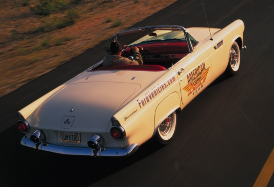Ford Thunderbird Convertible American Dream Car Tour