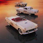 1956 Ford Thunderbird Convertible American Dream Car Tour, 2 of 9