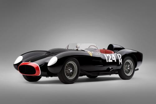 Легендарный Ferrari 'Понтон-Fender' Testa Rossa Ожидается Перерыв Мировой Аукционный Рекорд На Ferrari Leggenda E Passione