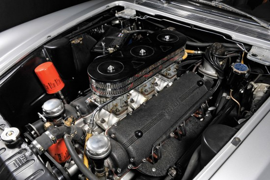 Ferrari 400 Superamerica Aerodinamico