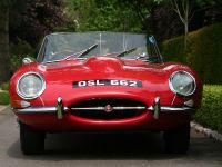1961 Jaguar E-Type Series I Roadster Chassis 62, 1 of 3