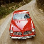 1961 Volvo P130 Amazon 2-D