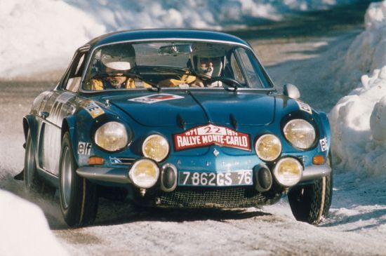 1962 renault alpine a110 - photo #8