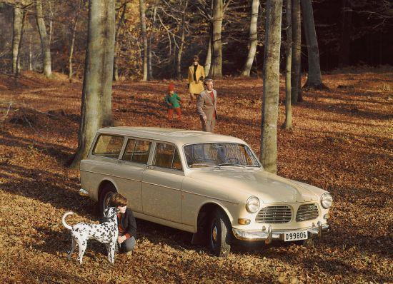 Volvo P220 Amazon Estate