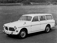 1962 Volvo P220 Amazon Estate