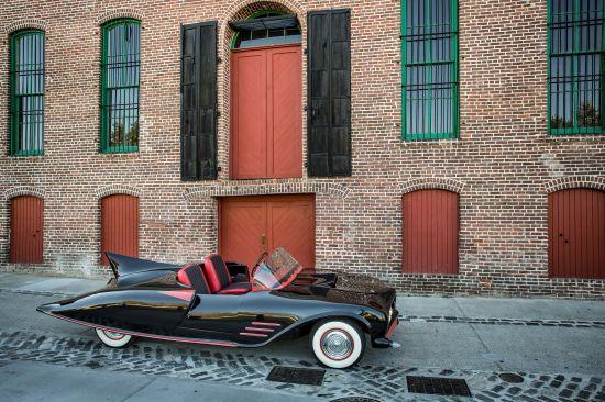 Batmobile by Forrest Robinson