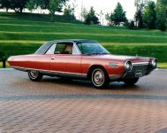 1963 Chrysler Turbine, 1 of 2
