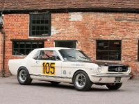 1965 Ford Mustang 289 Racing Car