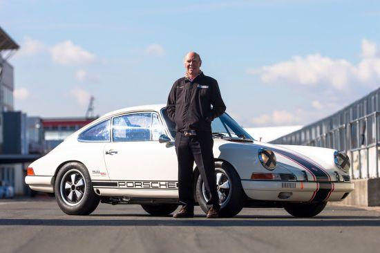 Porsche 911 Project 50