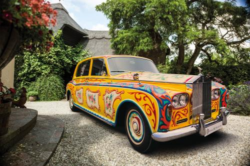 Rolls Royce the John Lennon phantom V