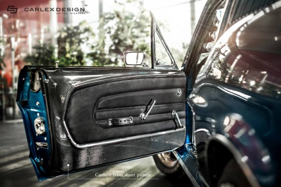 Ford Mustang Fastback by Carlex Design