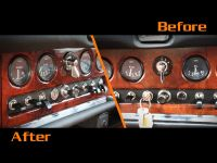 1968 Jaguar 420 by Carbon Motors, 12 of 39