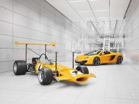 1969 McLaren M7C and MP4-12C Spider, 1 of 4