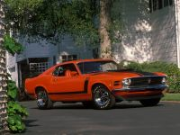 1970 Ford Mustang Boss 302, 4 of 5