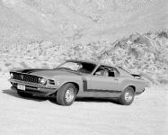 1970 Ford Mustang Boss 302, 5 of 5