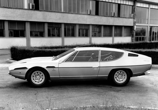 Lamborghini Espada Models