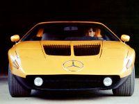 1970 Mercedes-Benz C 111-II Concept