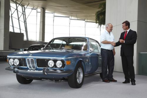 1972 BMW 3.0 CSi - легенда жива