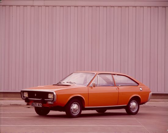 Renault 15 Coupe