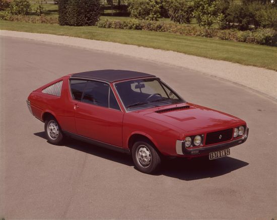 Renault 17 Coupe