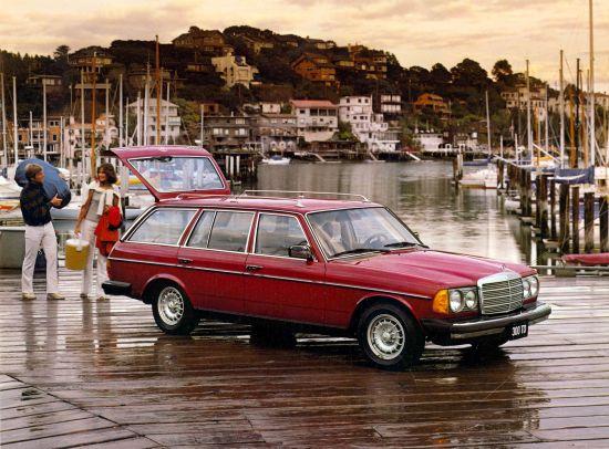 Mercedes-Benz 123 series