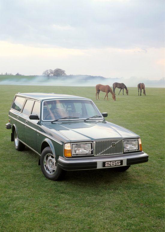 Volvo 265