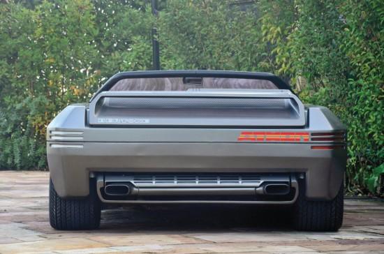 Lamborghini Athon concept