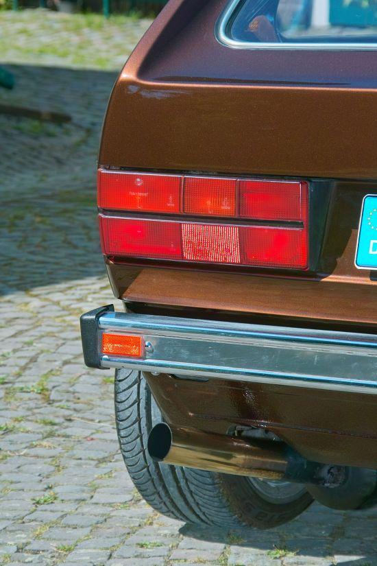 Volkswagen Golf I Chocolate Brown