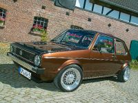 1983 Volkswagen Golf I Chocolate Brown, 3 of 21