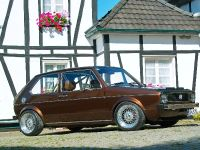 1983 Volkswagen Golf I Chocolate Brown, 4 of 21