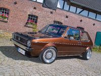 1983 Volkswagen Golf I Chocolate Brown, 5 of 21