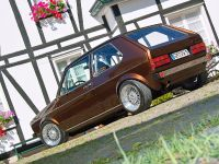 1983 Volkswagen Golf I Chocolate Brown, 7 of 21