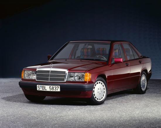Mercedes-Benz 190 W201 series