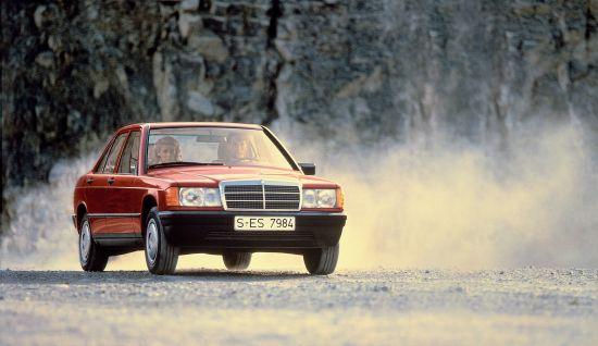 Mercedes-Benz 190 W201 series