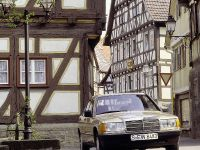 1984 Mercedes-Benz 190 W201 series