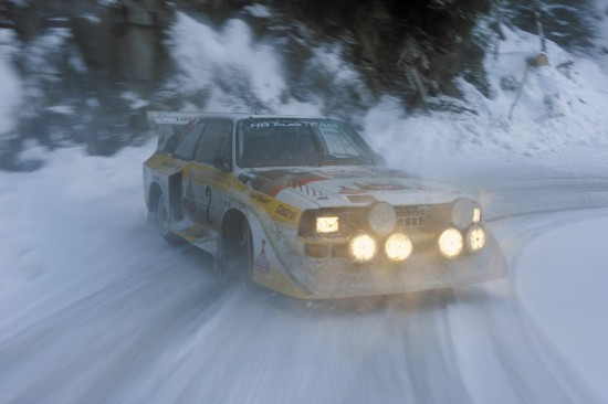 Audi Sport Quattro S1 E2