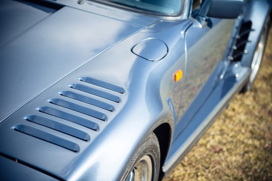 Porsche Turbo SE Flatnose