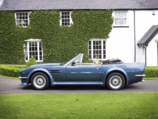 Aston Martin Volante X-Pack