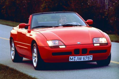 BMW, чтобы отпраздновать 25 лет на Z1
