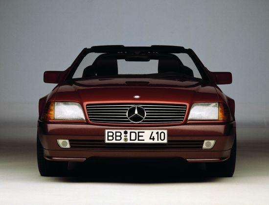 Mercedes-Benz 300SL R129 Series